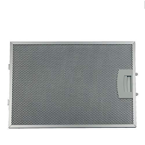 Metall Fettfilter Filter Gitter Dunstabzugshaube Bosch Siemens 362380