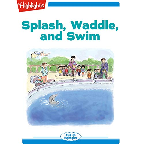 Splash Waddle and Swim copertina