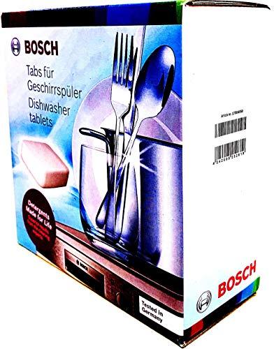 Bosch Dishwasher Tablet - 25 Tablets