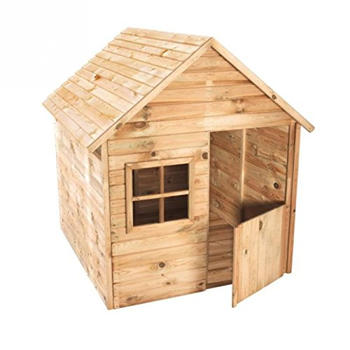 Forest style - Cabane - Maisonnette en bois pour enfant Marina