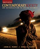 Contemporary Society: An Introduction to Social Science (12th Edition)