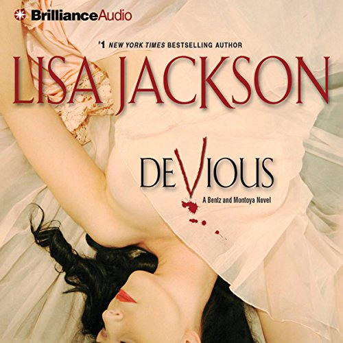 Devious audiobook cover art
