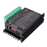 ZJN-JN モータードライバ 3Dプリンター部品のアップグレードTB6600ステッピングモータドライバコントローラ4A 9〜40V TTL 32マイクロステップ2または57分の42ステッパモータ3次元プリンターの4位相CNCパート