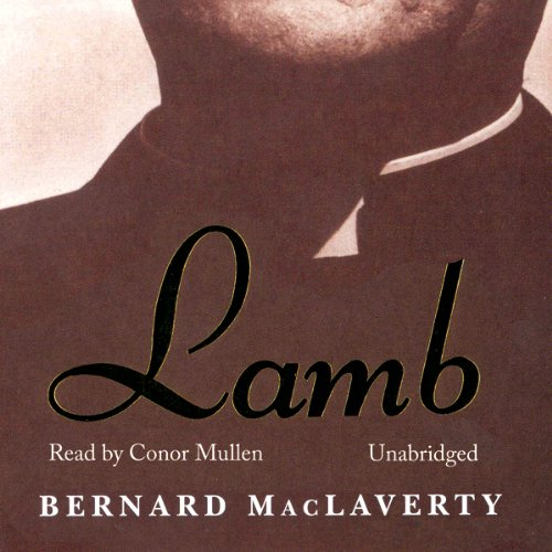 Lamb audiobook cover art