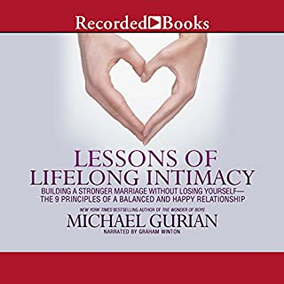 Lessons of Lifelong Intimacy audiobook cover art