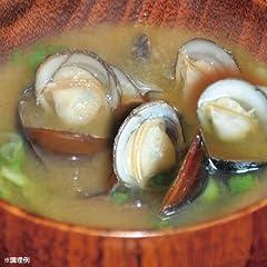 宍道湖産大和しじみ 即席お味噌汁 調味みそ<レトルト・30食>(C30)