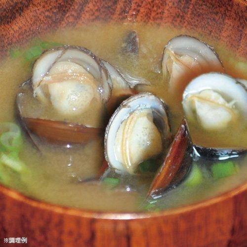 【送料込】宍道湖産大和しじみ 即席お味噌汁 調味みそ<レトルト・30食>(C30)