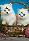 The Art of Marion Peck: A Portfolio of 30 Deluxe Postcards