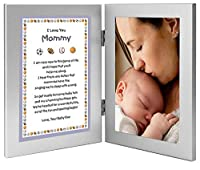 Gift for New Mom - Mommy Gift From Son - Add Photo by Poetry Gifts