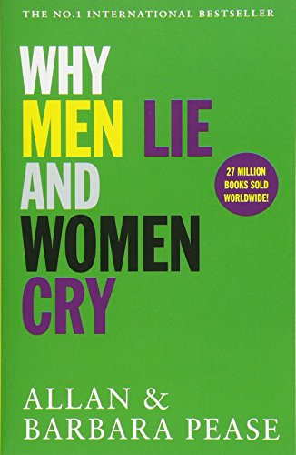 [画像:Why Men Lie & Women Cry]