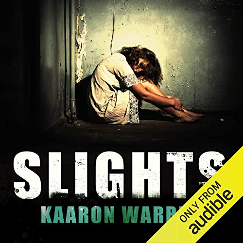 Slights                   By:                                                                                                                                 Kaaron Warren                               Narrated by:                                                                                                                                 Lisa Coleman                      Length: 10 hrs and 57 mins     5 ratings     Overall 2.2