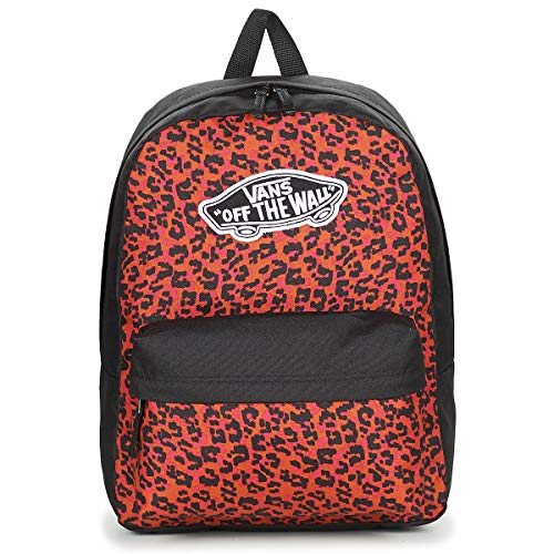 Vans Realm Backpack - Wild Leopard