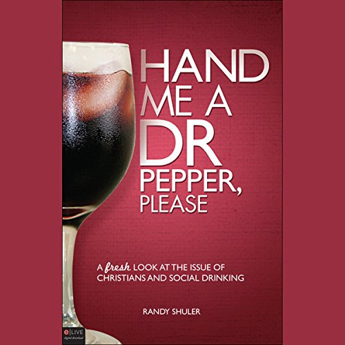 Hand Me a Dr Pepper, Please audiobook cover art