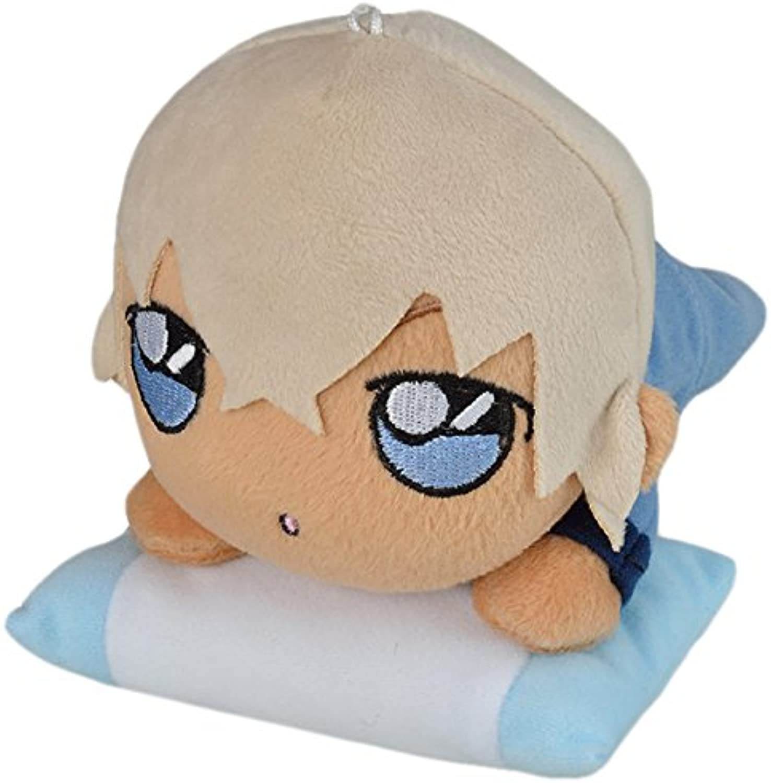 SEGA Detective Conan Toru Amuro Nesoberi stuffed goodnight S Größe Japan import