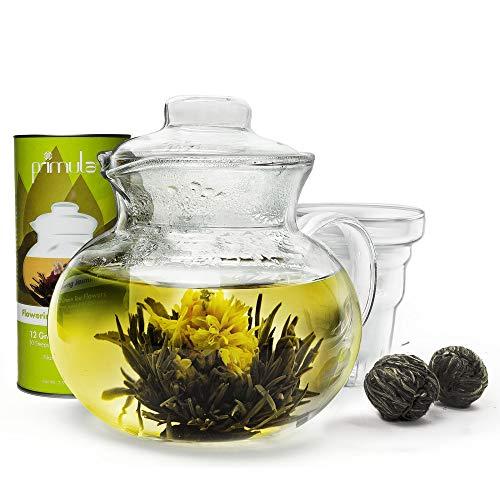 primula flowering tea gift set - 7