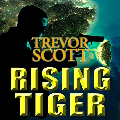 Rising Tiger audiobook cover art