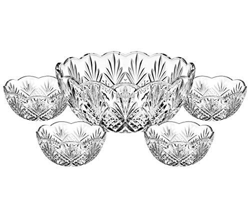 Godinger Serving Bowls - Dublin, 5 pc set