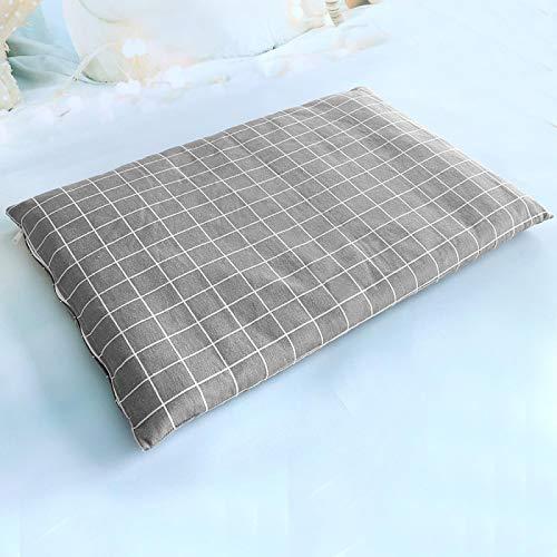 xinyawl Cama de perro de invierno cama de perro casa suave mascotas perro camas Mat caliente sofá mascotas cojín colchón para perros pequeños medianos grandes gatos L gris