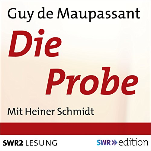 Die Probe cover art