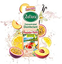 Zoflora Concentrated Disinfectant Paradise Peach 120ml