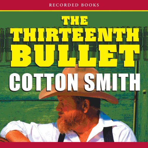 The Thirteenth Bullet audiobook cover art