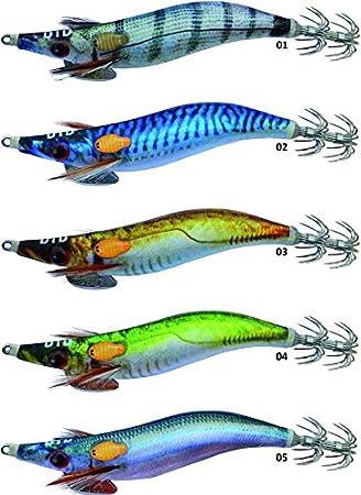 DTD JIBIONERA Real Fish Oita - 6.5CM - Mackerel, 02, 6.5, 2.2, 8.5