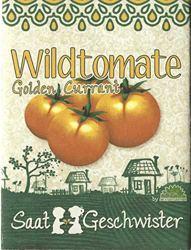 """Die Stadtgärtner Tomate""""Golden Currant""""-Saatgut   leuchtender Verwandlungskünstler   sehr einfach anzubauen"""