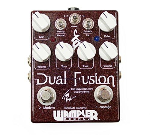 Wampler Dual Fusion Tom...
