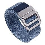 moonsix Nylon Web Belts for Men,Tactical...