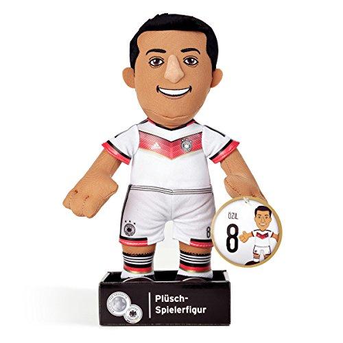 Deutschland Plüsch Spielerfigur Fanpuppe Mesut Özil DFB Nationalteam Deutschland WM 2014