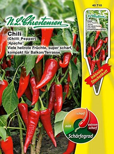 N.L. Chrestensen 40710 Chili Apache (Chilisamen)