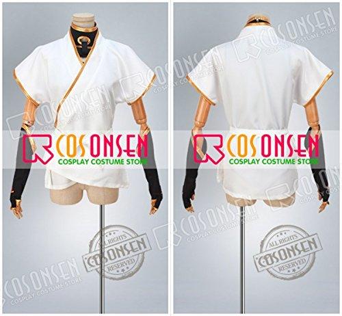 『刀剣乱舞 和泉守兼定 コスプレ衣装 修正版 (女性L)』の4枚目の画像