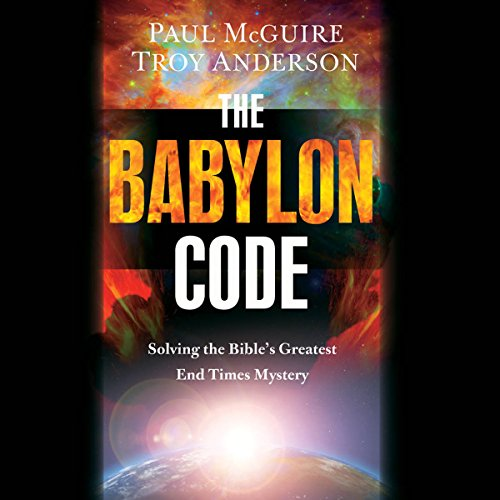 The Babylon Code audiobook cover art