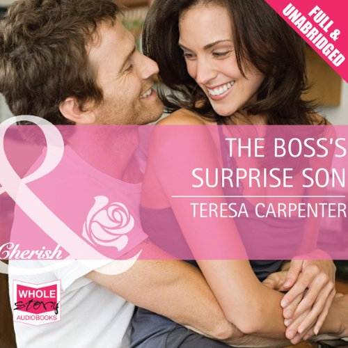 The Boss's Surprise Son audiobook cover art
