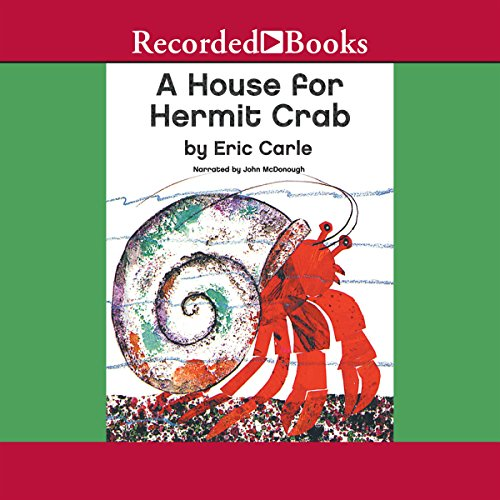 A House for Hermit Crab audiobook cover art