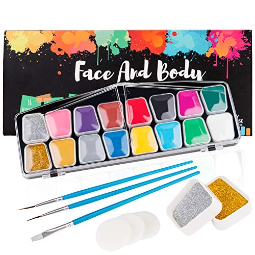 - Glitzer Party Make Up Kit