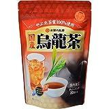 お茶の丸幸 国産烏龍茶ティーバッグ(2.5g×30P) 75g
