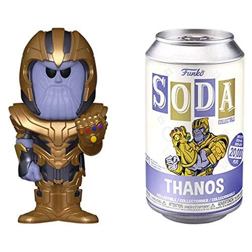 Funko Vinyl SODA: Thanos Marvel Avengers Endgame