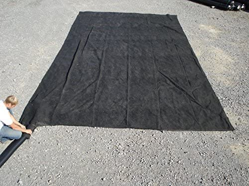SedCatch Sediment Filter Dewatering Bag 15 Wide x 30 Long 8 oz Nonwoven Geotextile 4 Pack product image