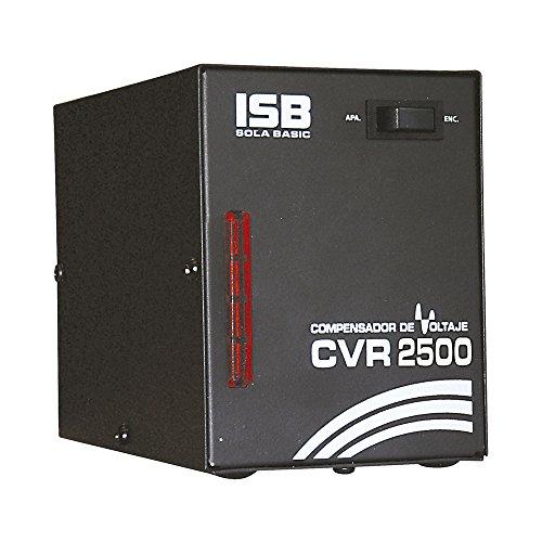 ISB CVR2500, COMPENSADOR DE VOLTAJE PARA LINEA BLANCA, 80-140 V