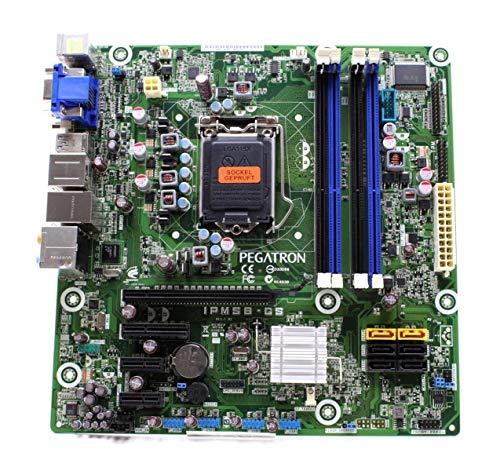 Pegatron IPMSB-GS Rev. 1.02 Intel H67 Mainboard Micro ATX Sockel 1155#80666
