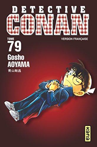 Détective Conan - Tome 79