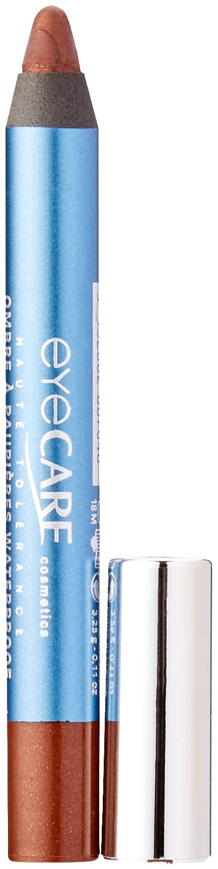 Eye Care Cosmetics Jumbo Waterproof Eyeshadow, Spice 3.25 g
