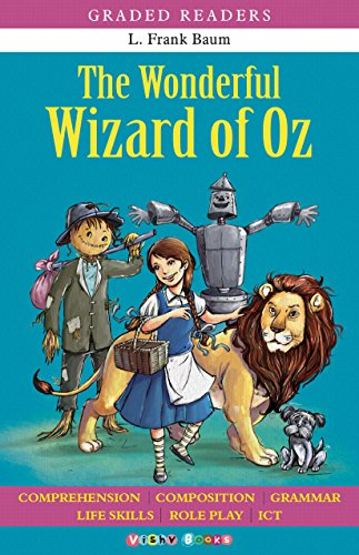 The Wonderful Wizard Of Oz Ebook Lyman Frank Baum Vishv Books Vishv Books Amazon In Kindle Store