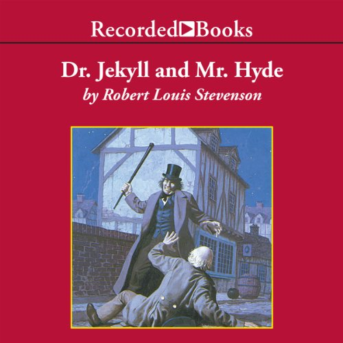 Dr. Jekyll and Mr. Hyde cover art
