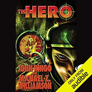 The Hero     Legacy of the Aldenata              Written by:                                                                                                                                 John Ringo                               Narrated by:                                                                                                                                 Marc Vietor                      Length: 11 hrs and 47 mins     2 ratings     Overall 4.5