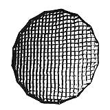 """2x 60 ° Rejilla de nido de abeja en forma de huevo para 7 /""""Plato difusor de"""