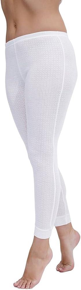 Heat Guard HeatGuard Women's Thermal Underwear Full Length Long Johns/Pants