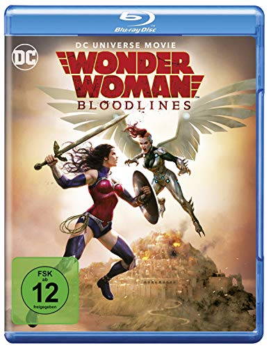 Wonder Woman - Bloodlines [Blu-ray]