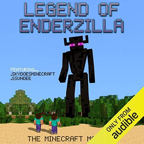 Legend of EnderZilla audiobook cover art